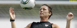 Facebook covers - Abby Wambach soccer sports 004