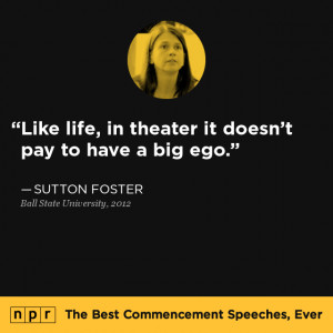 Sutton Foster Quotes