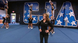 PHOTO: Patty Ann Romero has been coaching competitive cheerleading for ...