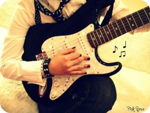 playing: