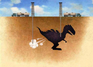 how oil and gas occur