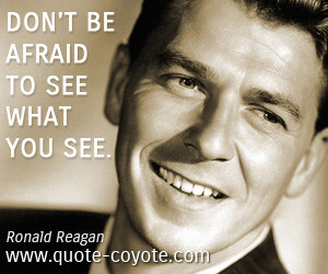 Ronald Reagan -
