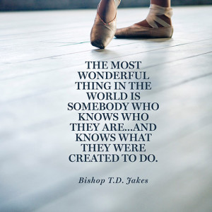 Jakes Quotes Life: Quote About Following Your Passion Bishop Td Jakes ...