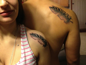 Matching Sister Tattoos – Designs and Ideas
