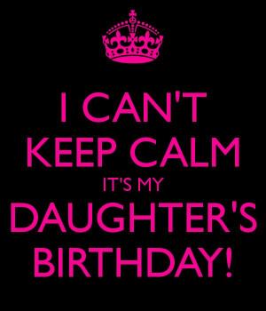... Daughter Birthday Quotes, 759 Pm, 10Th Birthday, Daughter Birthday