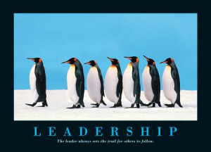 For centuries people have debated whether leaders are born or made ...