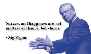 Zig Ziglar - success quote