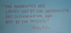Houston: NASA quotes