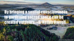 Sacred Space Quotes