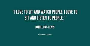 Sit Back and Watch Quotes