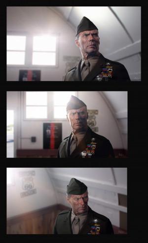 Gunnery Sergeant Thomas Highway