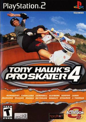 Tony Hawk's Pro Skater 4 (USA) ISO