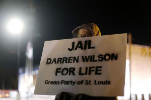 ... grand jury decides whether to indict Darren Wilson, a white police