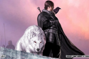 Lord Commander Jon Snow - by Amok ©