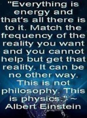 Quantum Physics (and abraham hicks...)