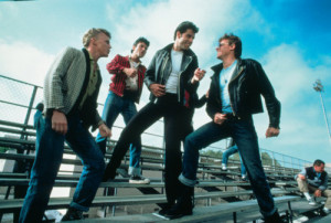Grease #The T-Birds #The Pink Ladies #best movie ever #top 3 favorite ...
