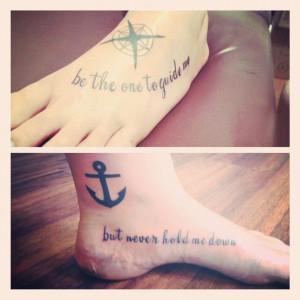Anchor Tattoo Design Best Friend Tattoosanchor
