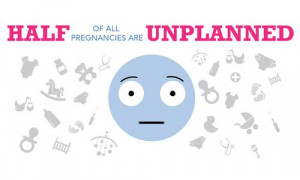 of teen pregnancy is unplanned