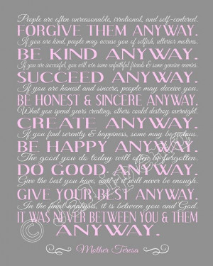 ... !: Quotes 3, Quotes Instant, Mother Teresa, Living, Mothers Teresa