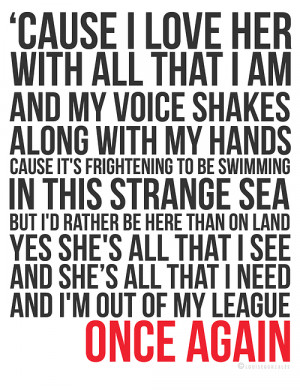 Back > Quotes For > The Vow Quotes
