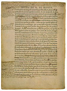 Essays (Montaigne)