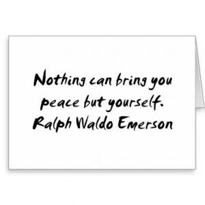Buddhist Quote About Peace