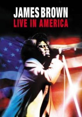 James Brown Live New York Vol
