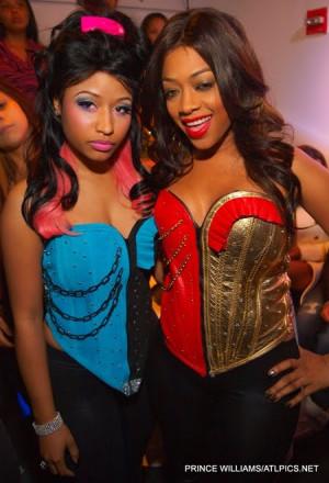 Trina ft/ Nicki Minaj & Lady Saw: Dang A Lang