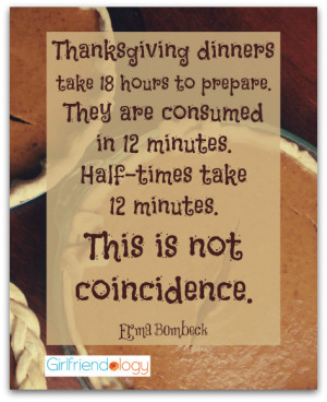 Thanksgiving quote thanksgiving dinners
