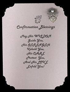 Name: Confirmation Blessings Angel Pin Set