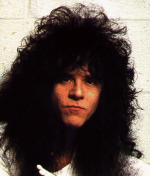 Eric Carr..a kind and decent guy who never had the rock star attitude.
