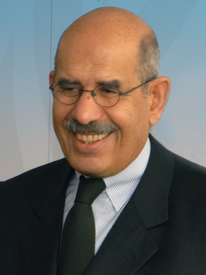 Mohamed Elbaradei Pictures