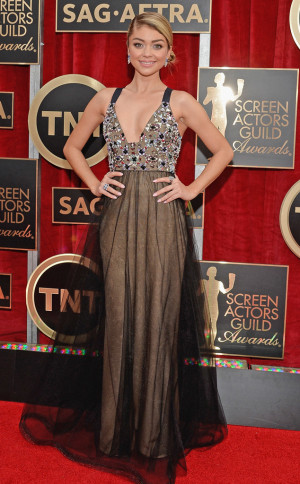 2015 SAG Awards Red Carpet Quotes: Sofía Vergara, Sarah Hyland, Reese ...