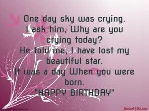 Happy Birthday For Him Quotes happy birthday