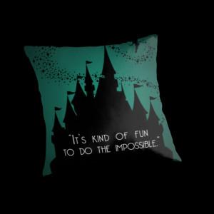 tttechnicolors › Portfolio › Disney Princess Castle Quote