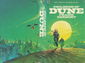 "selection of quotes from "" Children of Dune "" by Frank Herbert ..."