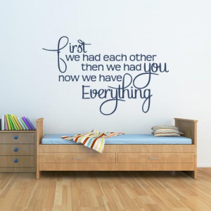 Baby Wall Art Quotes