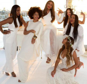 bey, beyonce, bianca lawson, dress, kelly rowland, queen b, queen bey ...