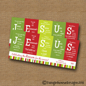 Catholic Bible Quotes For Christmas Cards ~ Christmas Bible Verses