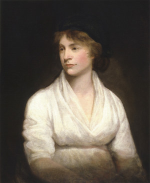 Vindication of the Rights of Woman ~ by Mary Wollstonecraft, 1792