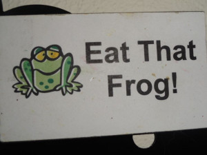 Eat That Frog!!