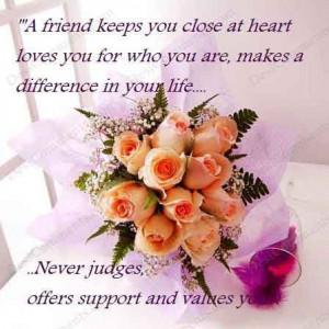 Beautiful Friendship Statements !
