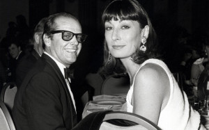 on Anjelica Huston: The Legendary Actress on Love, Abuse, and Jack ...
