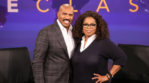 Steve Harvey Shares Some Quotes On His Success With Oprah Winfrey