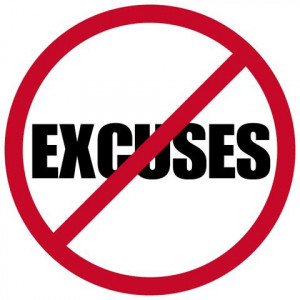 No Excuse but Every Reason