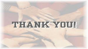 Thank You Teamwork