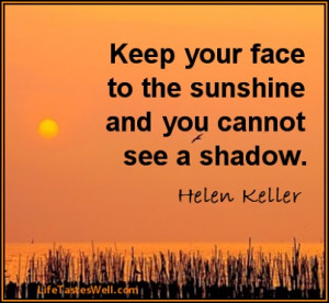 Helen Keller Quotes Helen Keller Quotes Life is either a great ...