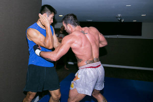 Pictures Phil Baroni Open Workout