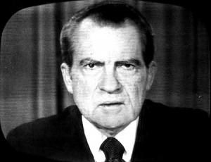 Richard Nixon Victory Sign Resignation President richard nixon on