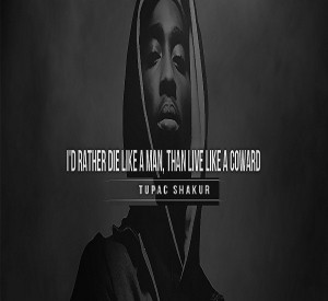 don't see myself being special- Tupac Quotes